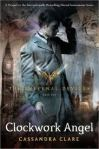 Cover of Clockwork Angel by Cassandra Clare