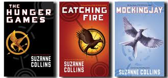 Suzanne Collins' Hunger Games trilogy