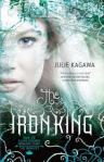 Cover art for The Iron King by Julie Kagawa